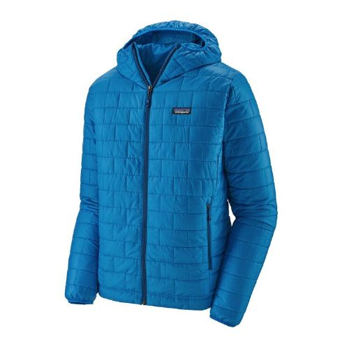 Patagonia Men's Nano Puff Hoody Andes Blue